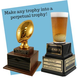 Fishing Trophies and Plaques - Far Out Awards